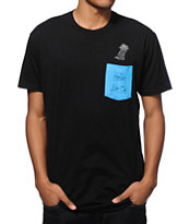 Captain Fin Finapple Pocket T-Shirt