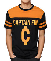 Captain Fin Fooseball T-Shirt