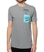 Captain Fin Palm In Da Pocket T-Shirt