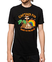 Captain Fin Volcano T-Shirt