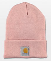 Carhartt Watch Misty Rose Beanie