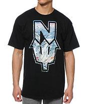 Casual Industree N Dub Stevens Black T-Shirt