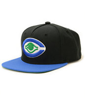 Casual Industrees C Eye Snapback Hat