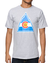 Casual Industrees CO Rockies Tee Shirt