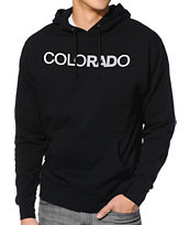 Casual Industrees ColoRADos Black Pullover Hoodie