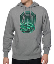 Casual Industrees Emerald City Hoodie
