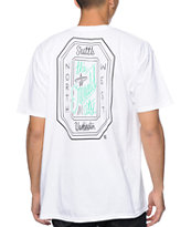 Casual Industrees Emerald Script Tee Shirt