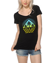 Casual Industrees Geo Tree Vintage T-Shirt