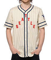 Casual Industrees Home Team Baseball Jersey