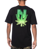 Casual Industrees N Bud Black Tee Shirt