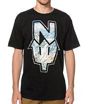 Casual Industrees N Dub Stevens Black T-Shirt