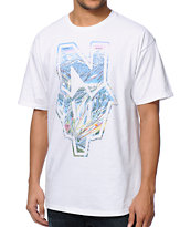 Casual Industrees N Dub Stevens White T-Shirt