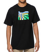 Casual Industrees OR Brah Flag Tee Shirt