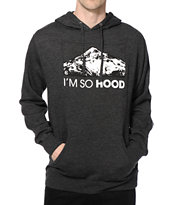 Casual Industrees OR I'm So Hood Hoodie