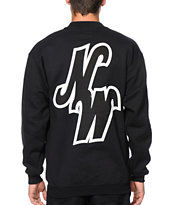 Casual Industrees Place Holder Crew Neck Sweatshirt