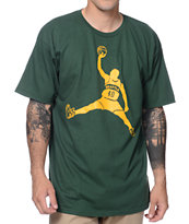 Casual Industrees Reignman Forrest Green T-Shirt