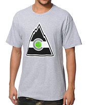 Casual Industrees Rockies Heather Grey Tee Shirt