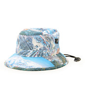Casual Industrees Stevens Trail Map Bucket Hat