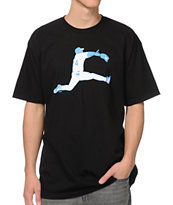 Casual Industrees The Catch Black T-Shirt