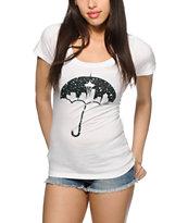 Casual Industrees Umbrella Speckle T-Shirt
