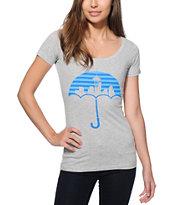 Casual Industrees Umbrella Stripes T-Shirt