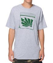 Casual Industrees WA Baggy Grey T-Shirt