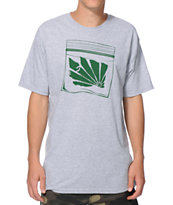 Casual Industrees WA Baggy Grey Tee Shirt