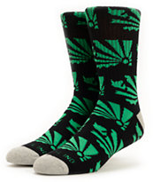 Casual Industrees WA Brah Black Crew Socks