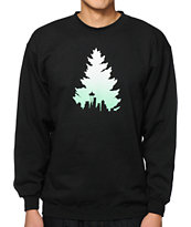 Casual Industrees WA Johnny Tree Crew Neck Sweatshirt