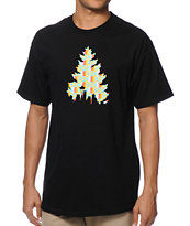 Casual Industrees WA Johnny Tree Kente Tee Shirt