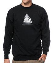 Casual Industrees WA Johnny Tree Rainier Crew Neck Sweatshirt
