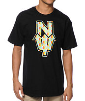 Casual Industrees WA N Dub Kente Tee Shirt