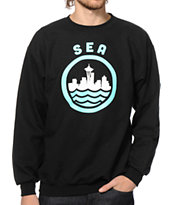 Casual Industrees WA SEA Crew Neck Sweatshirt
