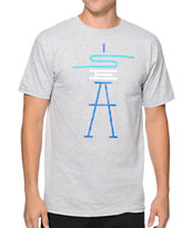 Casual Industrees WA Sea Monogram Tee Shirt