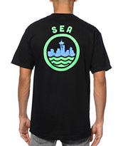 Casual Industrees WA Sea Pocket Tee Shirt
