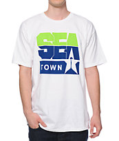 Casual Industrees WA Sea Town T-Shirt