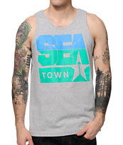 Casual Industrees WA Seatown Tank Top