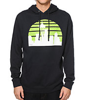 Casual Industrees WA Seattle Skyline Hoodie