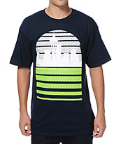 Casual Industrees WA Seattle Skyline T-Shirt