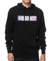 Casual Industrees WA Top Of The West Hoodie