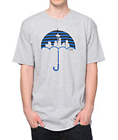 Casual Industrees WA Umbrella Stripes T-Shirt