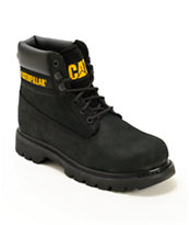 Cat Colorado Black Boots