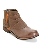 Cat Irenea Brown Ankle Boots