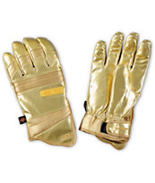 Celtek Faded Goldfinger Snowboard Gloves