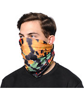 Celtek Heist Mark Swoboda Rasta Fleece Lined Face Mask
