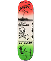 Chocolate Alvarez El Chocolate 8.25 Skateboard Deck