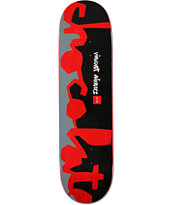 Chocolate Alvarez Knockout Chunk 8.25 Skateboard Deck