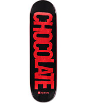 "Chocolate Elijah Flyer Series 8.5"" Skateboard Deck"