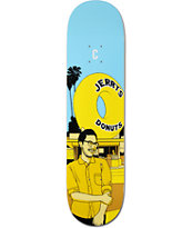 Chocolate Hsu City Series 8.0 Skateboard Deck