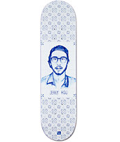 "Chocolate Hsu Talavera 8.0"" Skateboard Deck"